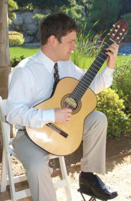 Aaron Prillaman | Winston Salem, NC | Classical Guitar | Photo #7