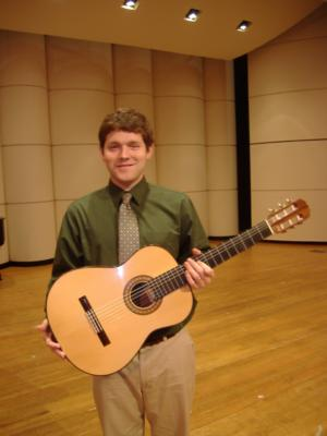 Aaron Prillaman | Winston Salem, NC | Classical Guitar | Photo #9