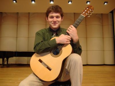 Aaron Prillaman | Winston Salem, NC | Classical Guitar | Photo #10