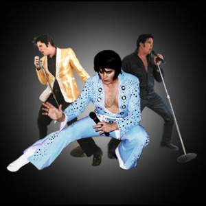 Holloway Elvis Impersonator | Jed Duvall