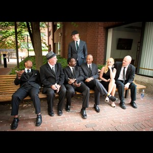 New Park Wedding Band | Uptown Band Feat. Erich Cawalla & Jenifer Kinder