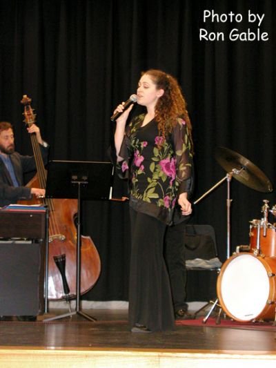 Lizz & Rex Review - Elizabeth Hayes Voice | Dayton, OH | Jazz Trio | Photo #5