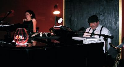 Lizz & Rex Review - Elizabeth Hayes Voice | Dayton, OH | Jazz Trio | Photo #6