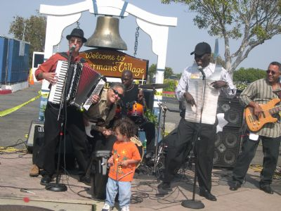 Bonne Musique Zydeco | Los Angeles, CA | Dance Band | Photo #3