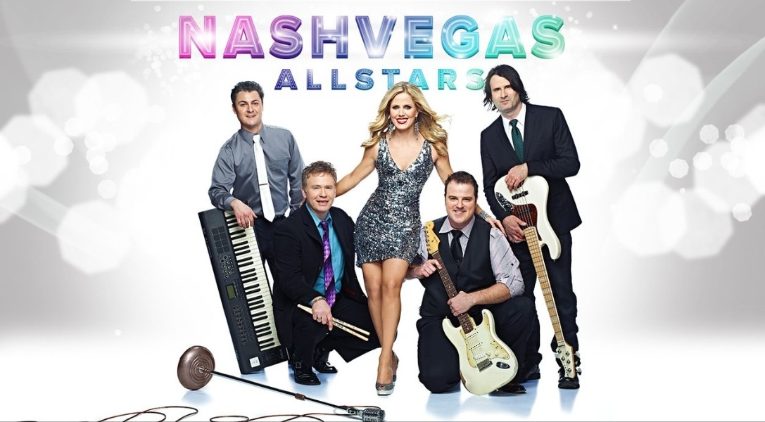 The Nashvegas All Stars - Variety Band - Nashville, TN