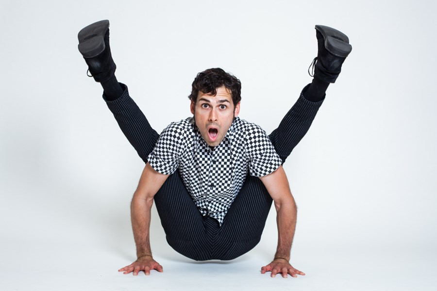 Contortionist & Sideshow Performer - Jared Rydelek - Contortionist - New York City, NY