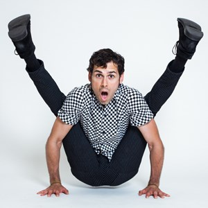 Columbus Contortionist | Jared Rydelek