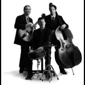 Abernathy 40s Band | Luxury Trio