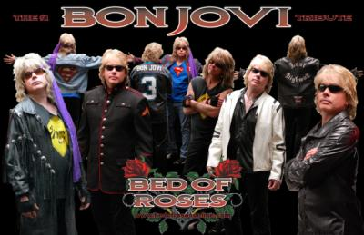 Bed Of Roses - The Planet's #1 Bon Jovi Tribute | Winnipeg, MB | Bon Jovi Tribute Band | Photo #1