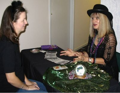 Magical Mystical Parties | Duluth, GA | Fortune Teller | Photo #1