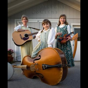 Santa Ana Bluegrass Band | Distant Cousins