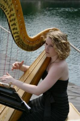 Liesl Hagan | Atlanta, GA | Classical Harp | Photo #1