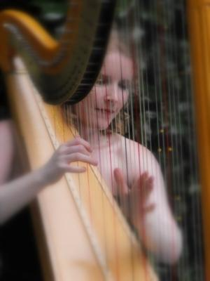 Liesl Hagan | Atlanta, GA | Classical Harp | Photo #3