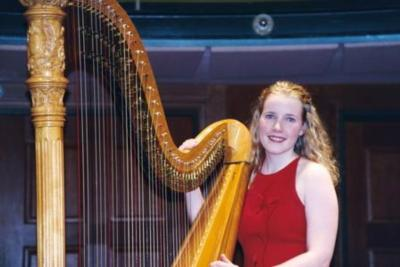 Liesl Hagan | Atlanta, GA | Classical Harp | Photo #4