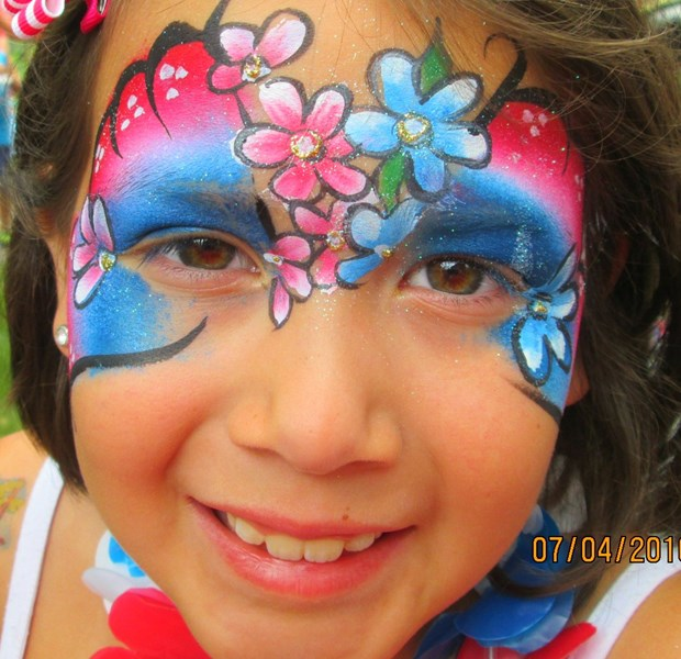 Cindy Armour - Face Painter - Waconia, MN