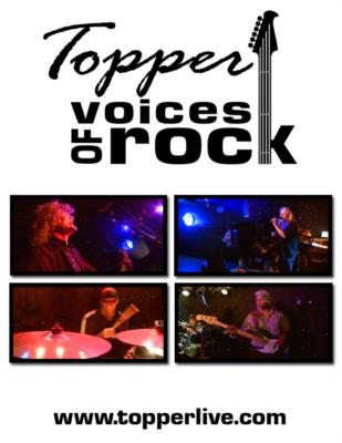 Topper-Voices Of Rock | Atlanta, GA | Variety Band | Photo #10