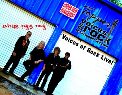 Topper-Voices Of Rock | Atlanta, GA | Variety Band | Photo #3