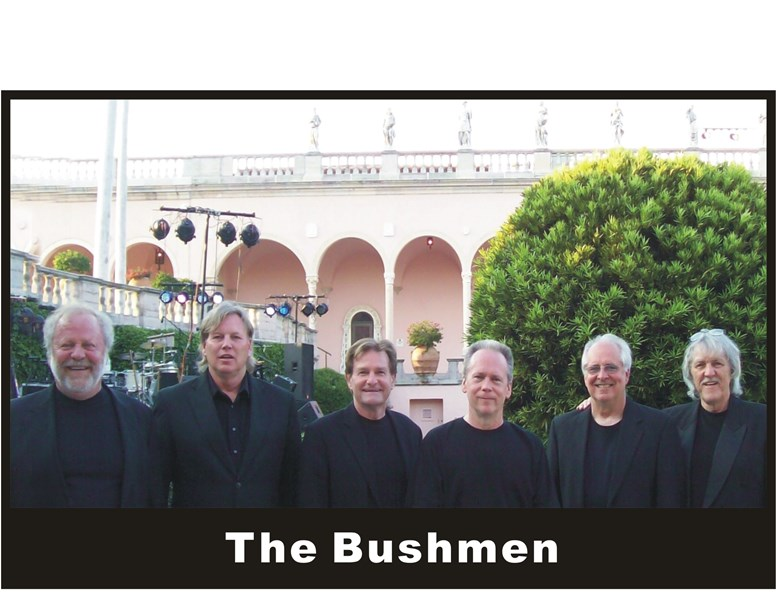 The Bushmen - Dance Band - Tallahassee, FL
