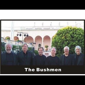 Pavo 80s Band | The Bushmen