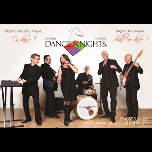 Quebec 80s Band | Dance Knights Live Band