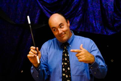 Birthday Party Magician Alan Kazam | Kalamazoo, MI | Magician | Photo #4