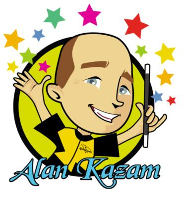Birthday Party Magician Alan Kazam | Kalamazoo, MI | Magician | Photo #1