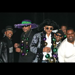 Prince Albert Zydeco Band | The Bourbon Street Band