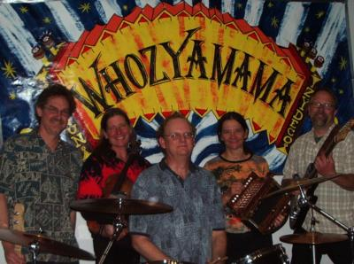 Whozyamama - (cajun,creole and zydeco) | Bainbridge Island, WA | Zydeco Band | Photo #8