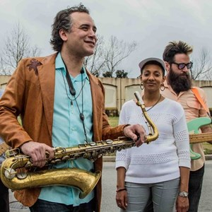 Paradis 30s Band | Ted Hefko's New Orleans Band