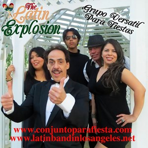 San Bernardino Latin Band | The Latin Explosion