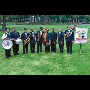 Hornsby Gospel Band | The New Orleans Jazz Ramblers BAND