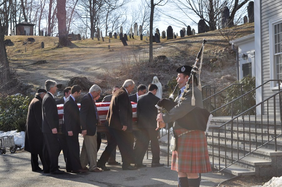 Boston's Premier Bagpiper