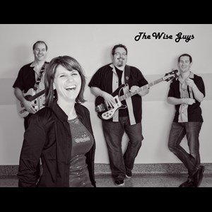 Rudolph Rock Band | The Wise Guys-Midwest's Premiere Wedding Band!!