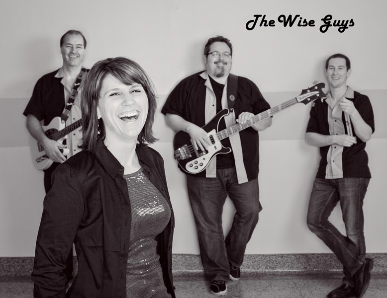 The Wise Guys-Midwest's Premiere Wedding Band!! - Cover Band - Medford, WI
