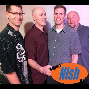 Gillett Grove Wedding Band | Mighty Nish Band
