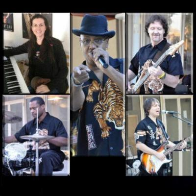 JD Hall And The R&B Blues Band | Chatsworth, CA | Dance Band | Photo #1