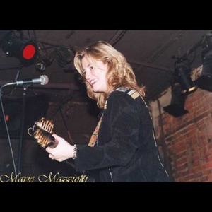 Great Bend Pop Singer | Marie Mazziotti