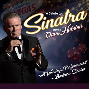 Ensign Frank Sinatra Tribute Act | Dave Halston and The Magic of Sinatra!