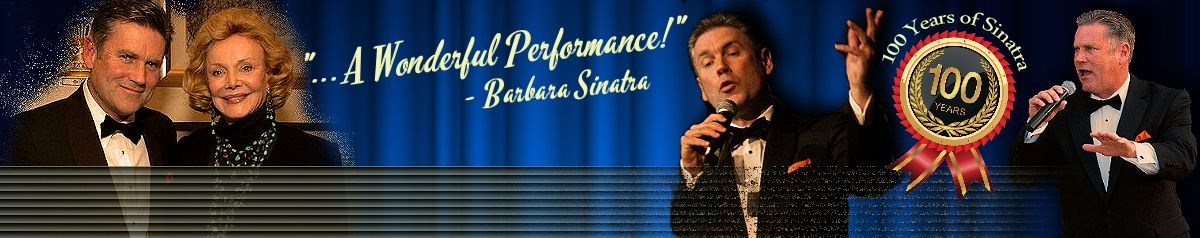 Dave Halston and The Magic of Sinatra!