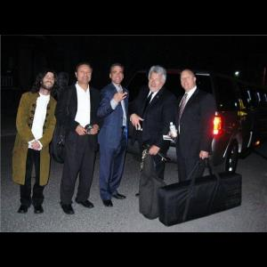 White Mountain Lake Italian Band | The Hot Beat International Band-music variety band