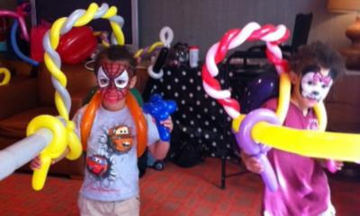 Face Painting & Balloon Art By Jazzana & Co. | Oakland, NJ | Face Painting | Photo #4