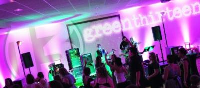 Green Thirteen | Palos Heights, IL | Dance Band | Photo #3