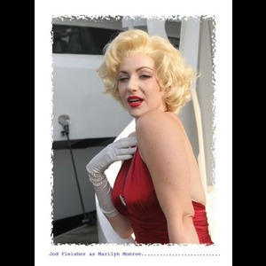 Jodi Fleisher - Marilyn Monroe Impersonator - North Hollywood, CA