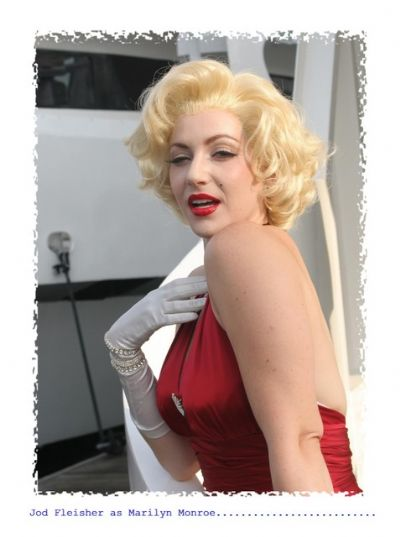 Jodi Fleisher | Los Angeles, CA | Marilyn Monroe Impersonator | Photo #1