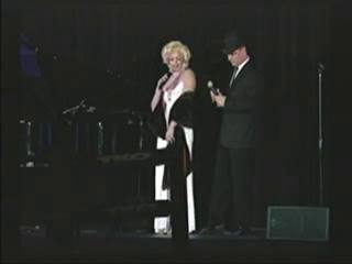 Jodi Fleisher | Los Angeles, CA | Marilyn Monroe Impersonator | Nice Work if You Can get It - Duet with Rick Ellis (as Sinatra)