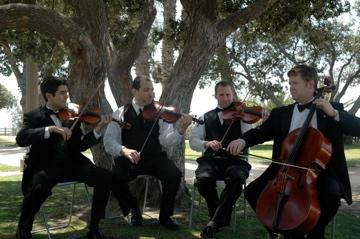 Sparrow Lane Strings | Beverly Hills, CA | Classical String Quartet | Photo #4