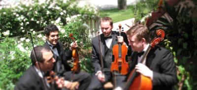 Sparrow Lane Strings | Beverly Hills, CA | Classical String Quartet | Photo #10