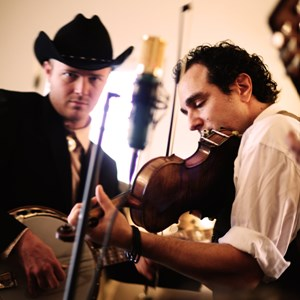 Santa Ana Bluegrass Band | The Silver Mountain String Band