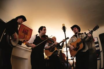 The Silver Mountain String Band | Los Angeles, CA | Bluegrass Band | Photo #9