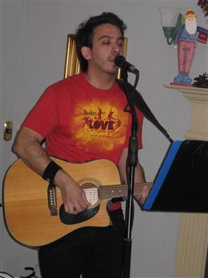 Jeron Music Entertainment Guitarist/Singer | Hoboken, NJ | Acoustic Guitar | Photo #3